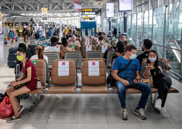 Chile aislará a pasajeros procedentes de Brasil por nueva variante