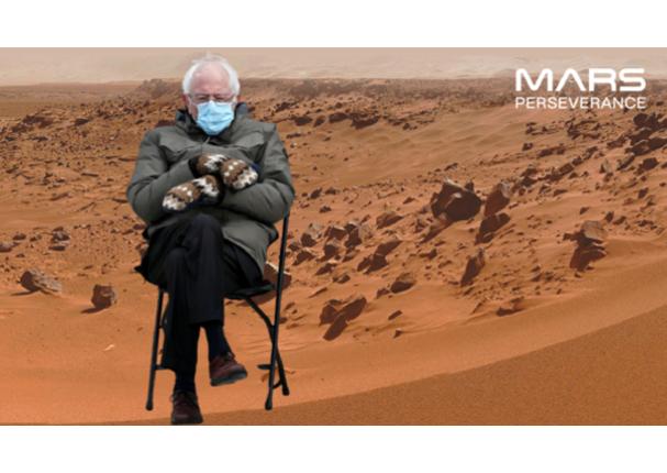 Así puedes hacerte una selfie en Marte con la página web de la NASA