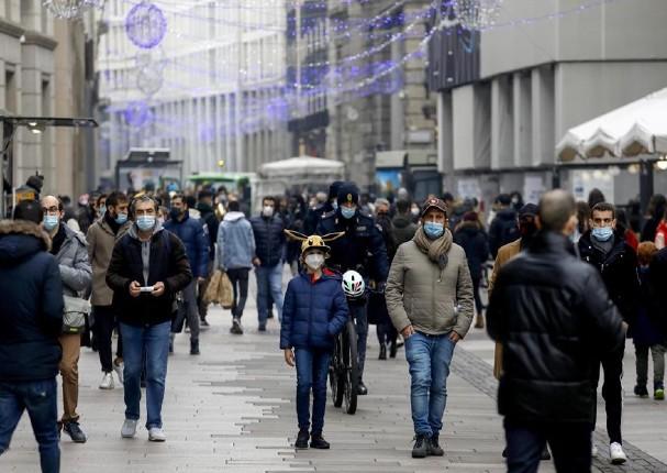 Covid-19: Italia decreta confinamiento total por tres días en semana santa