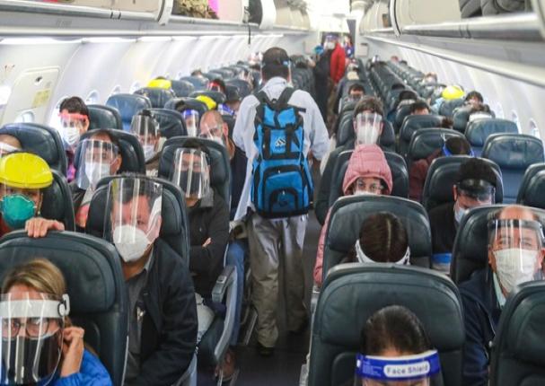 Nuevas medidas para los vuelos nacionales e internacionales