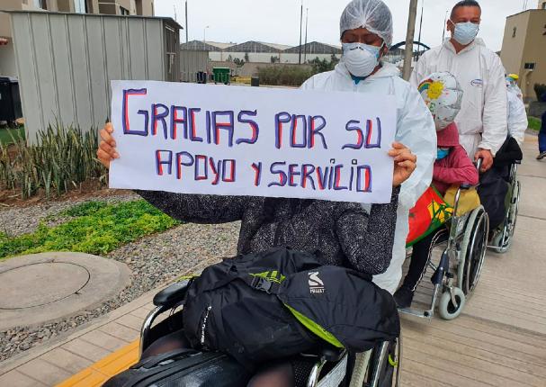 El Perú ha vacunado a más de 385 mil personas contra la Covid-19