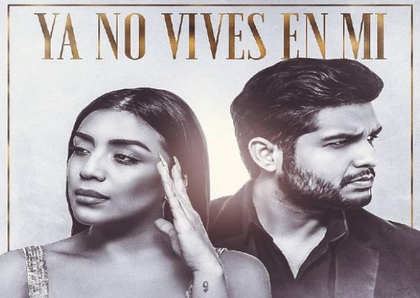 """Kate Candela y Jair Mendoza la están rompiendo con """"Ya No Vives En Mí"""""""