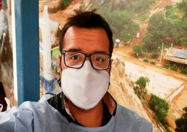 Perú: Falleció el médico que atendió al paciente cero de la Covid-19