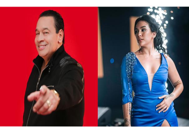 """Daniela Darcourt a Tito Nieves: """"Orgullosa de ti papi"""""""