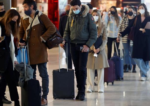 Restricción de movilidad en Europa por Semana Santa