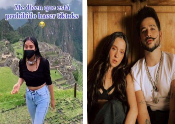 Prohíben a joven grabar TikTok en Machu Picchu | VIDEO