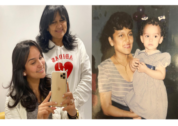 Daniela Darcourt le escribe tierno mensaje a su madre en su cumpleaños
