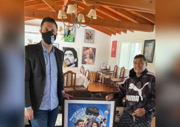El abogado de Maradona rompe su silencio y acusa a sus hijas
