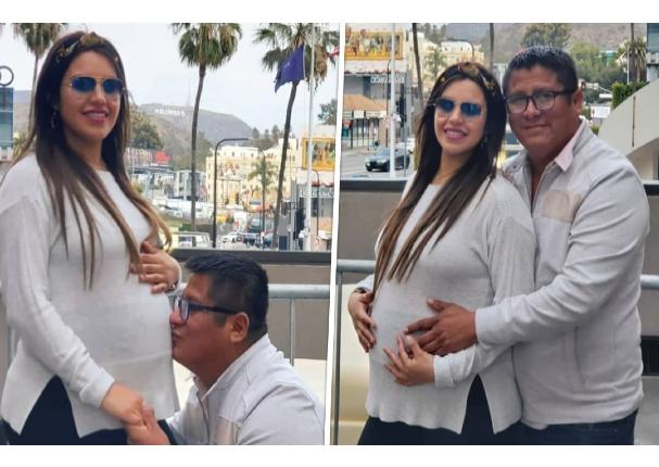 Clavito y su chela celebra la llegada de su segunda hija