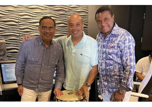 Gilberto Santa Rosa y José Alberto 'El Canario' preparan proyecto musical juntos