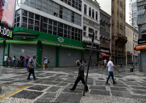 Covid-19 Brasil: Sao Paulo reabrirá comercios e iglesias
