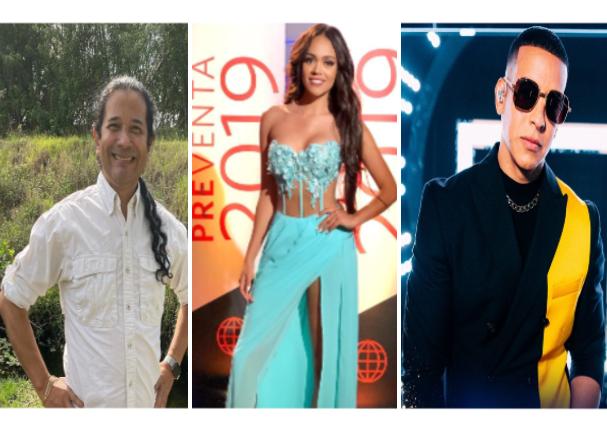 Reinaldo Dos Santos quiso presentar a Mayra Goñi con Daddy Yankee