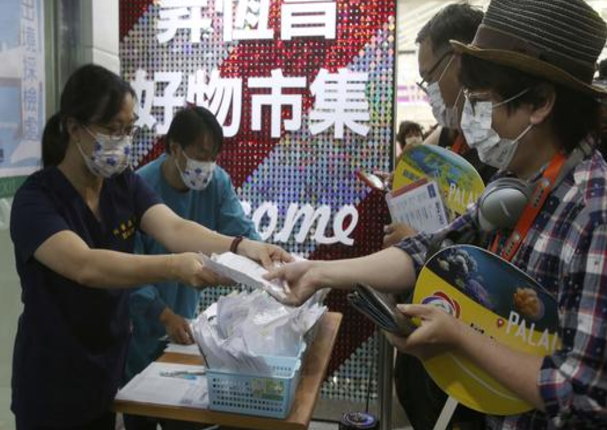 Taiwán combate la Covid-19 sin hacer confinamiento