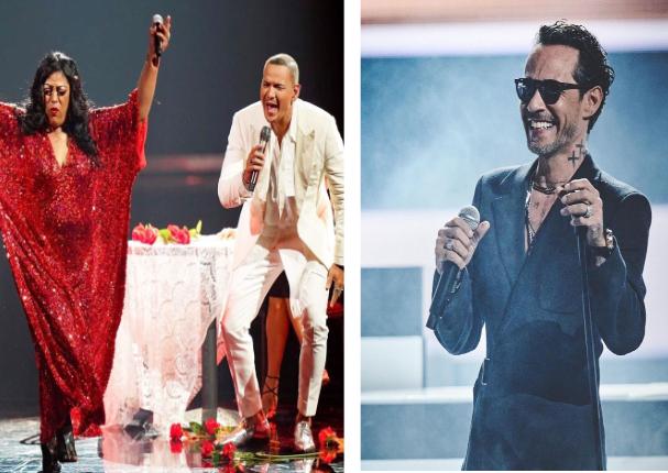 Víctor Manuelle, La India, Marc Anthony y N'klabe fueron nominados a los Premios Heat