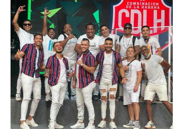 Combinación de La Habana en busca de nuevo talento