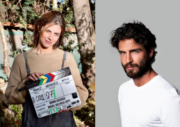 Finalizó las grabaciones de la primera película peruana para Netflix