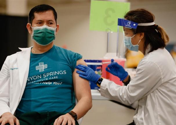 EE.UU. ofrece incentivos para que ciudadanos se vacunen contra la Covid-19