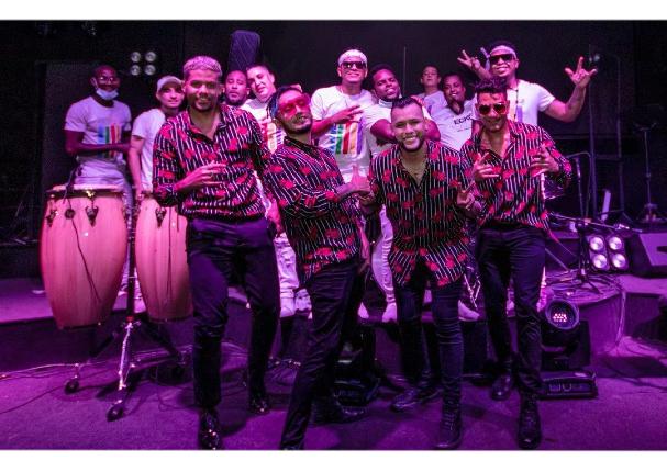 Combinación de La Habana estrena popurrí de Luis Miguel | VIDEO