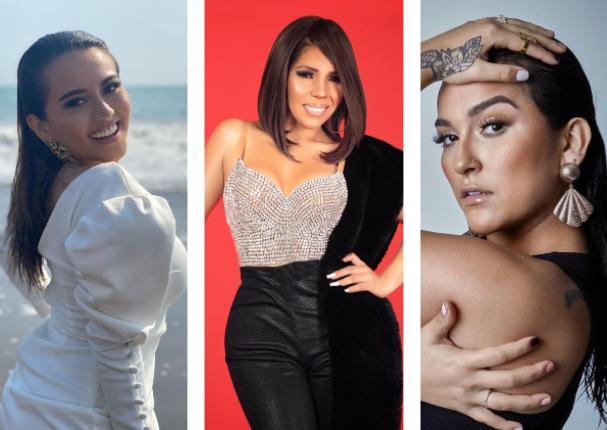 Susan Ochoa estrenó nuevo álbum con colaboraciones de Daniela Darcourt y Amy Gutiérrez
