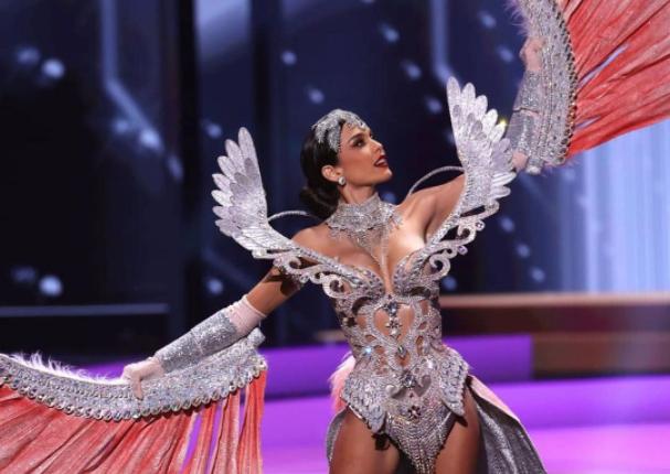 Miss Universo 2021: Representante peruana Janick Maceta sorprende con traje típico