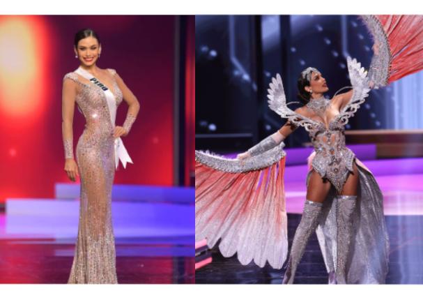Miss Universo: Janick Maceta quedó como una de las cinco finalistas del certamen