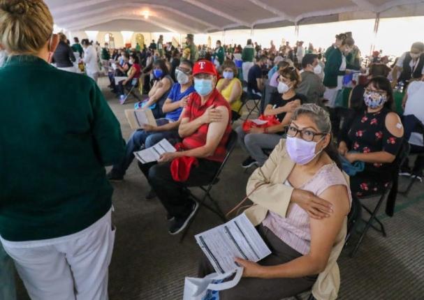 México prevé concluir la vacunación contra la Covid-19 en octubre