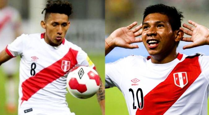 Selección Peruana: Dos bajas Edison Flores y Christofer Gonzáles fueron desconvocados