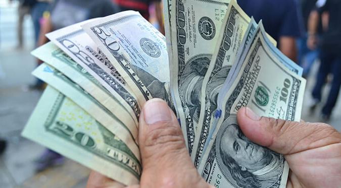 Dólar en el  Perú alcanza cifras altas a nivel histórico