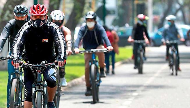 Se suspende aplicación de multas para ciclistas hasta Septiembre