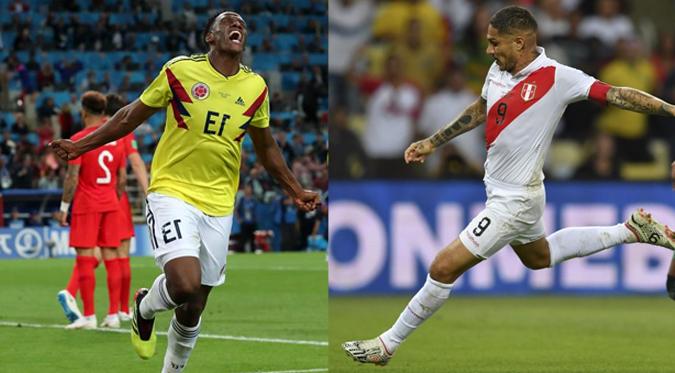 Posible once de Perú para enfrentar a Colombia