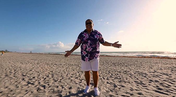 """Tito Nieves estrena nuevo tema """"Fiesta"""""""