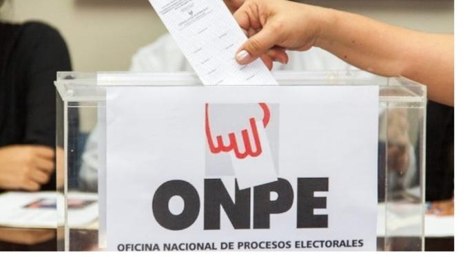 Nuevo horario de votación sugerido por la ONPE para la segunda vuelta