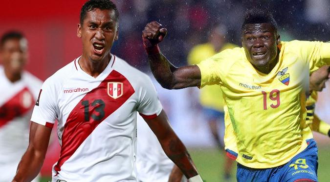 """Perú vs Ecuador: Posible once de la """"Blanquirroja"""" en Quito"""