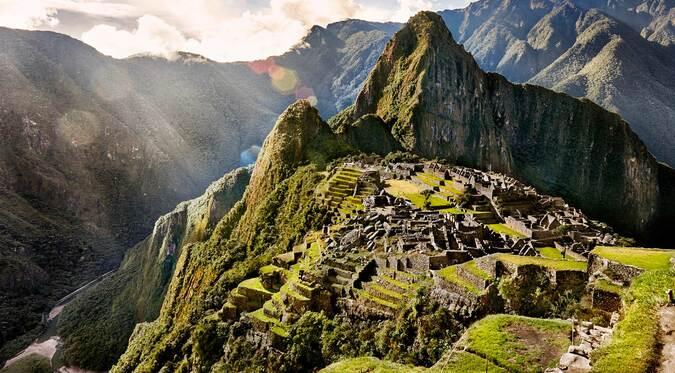 Revista italiana denomina al Perú como destino de ensueño