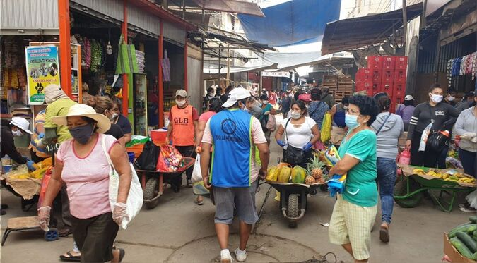 Alza de precios en mercados de Trujillo