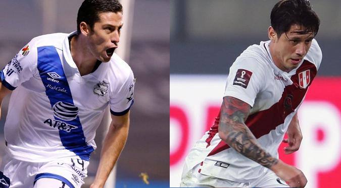 Ormeño y Lapadula son convocados para la Copa América de Brasil