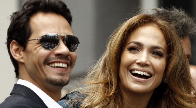 Marc Anthony habla sobre su ex esposa Jennifer Lopez