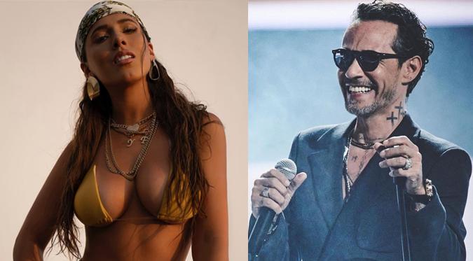 ¿Yahaira Plasencia y Marc Anthony preparan nuevo tema?