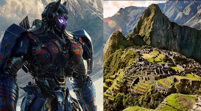 """""""Transformers: El despertar de las bestias"""" será filmada en Perú"""