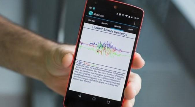 App te alerta de sismo o temblor antes de que suceda