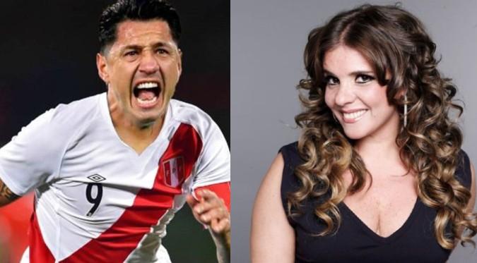 "Johanna San Miguel a Lapadula: ""Agrégame al Instagram, te doy mi número""   VIDEO"