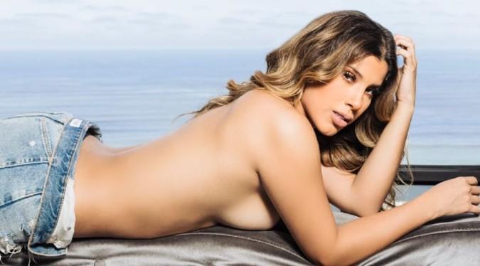"""Yahaira Plasencia ya se encuentra en República Dominicana para los """"Premios Heat"""""""
