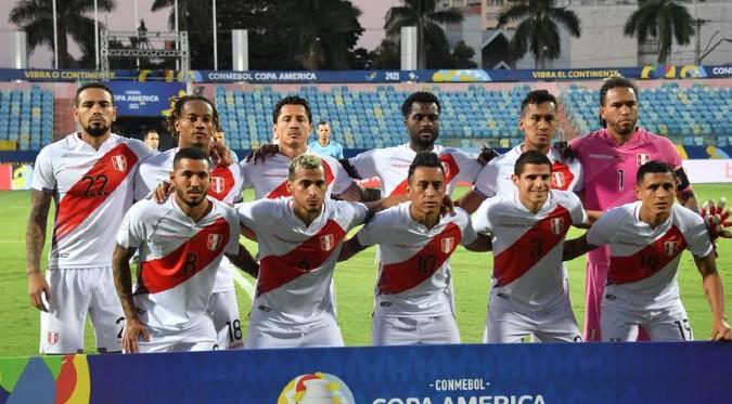 Conmebol: seleccionado peruano en el once ideal del torneo