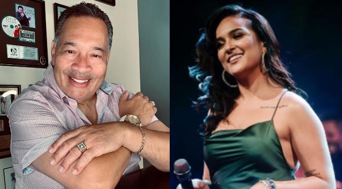 Tito Nieves habla sobre su buena relación con Daniela Darcourt