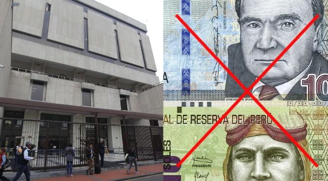 Banco Central de Reserva: conoce los nuevos billetes de S/10  y S/100