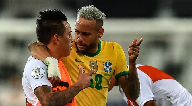Christian Cueva revela diálogo con Neymar cuando acabó el Perú vs Brasil   VIDEO