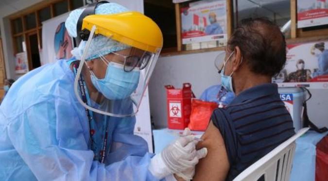 COVID-19: conoce la cantidad de personas vacunadas hasta el 27 de julio