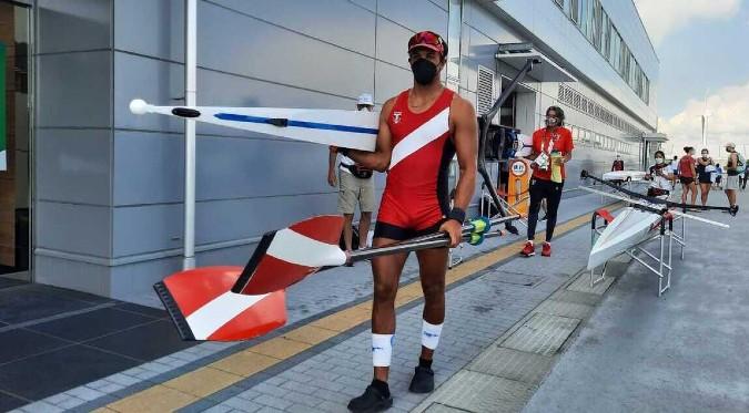 Tokio 2020: Álvaro Torres disputará la final en los Juegos Olímpicos