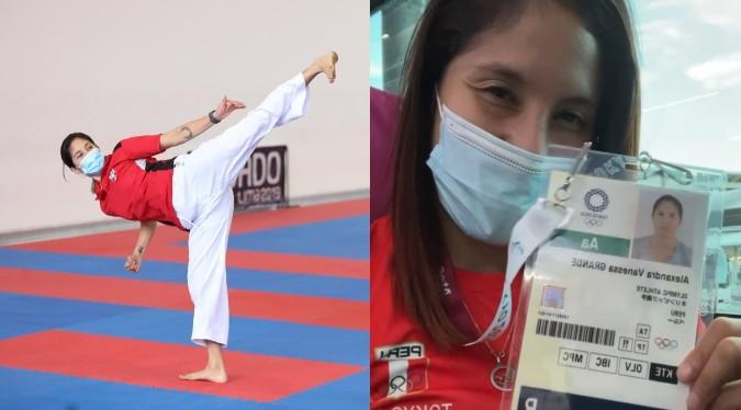 Tokio 2020: Alexandra Grande llegó a Japón y se prepara para su debut en los Juegos Olímpicos