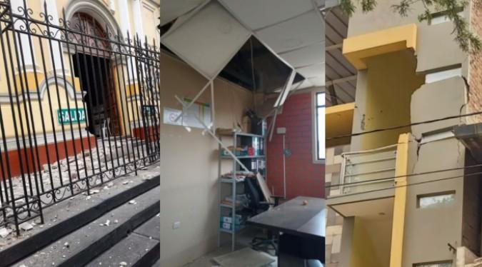 Piura: Terremoto de 6.1 sacudió la zona norte del país | VIDEO